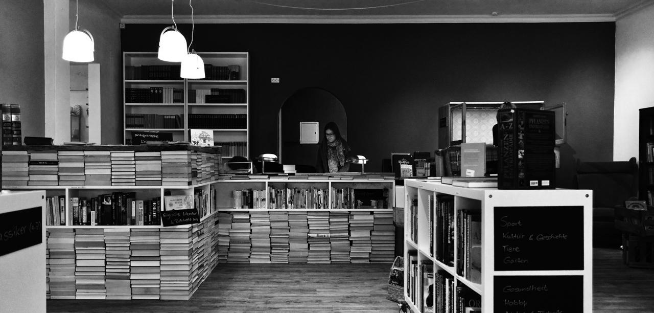 Bücherregal Kopie