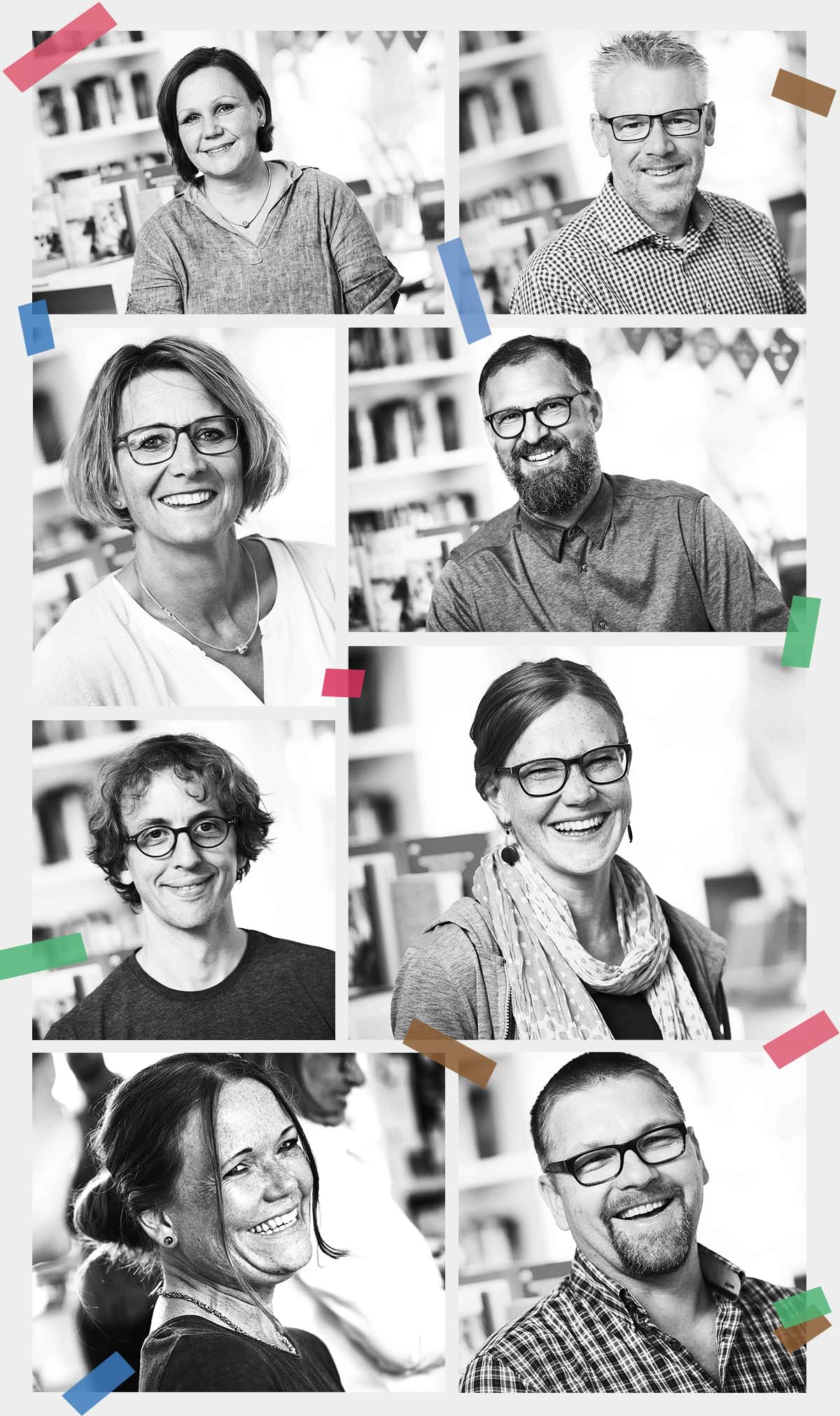 Caspo Vorstand Collage